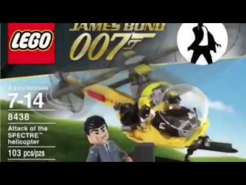 lego james bond 007 2014 15 sets confirmed rumours. Black Bedroom Furniture Sets. Home Design Ideas