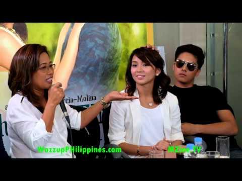 Sweet Moments Ni Kathryn At Daniel Sa She's Dating The Gangster Movie Blogcon