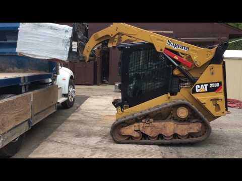 Testing The Limits on the CATERPILLAR 259D
