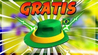 GESTARTET DIE EXKLUSIVE FEDORA VON BRASILIEN KOSTENLOS! -ROBLOX