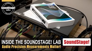Inside the SoundStage! Electronics Lab & Why Measurements Matter - SoundStage! Talks (March 2021)