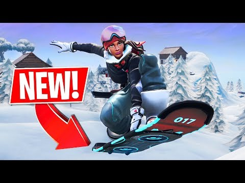 New DRIFTBOARD Gameplay!! (Fortnite Battle Royale Gameplay) thumbnail