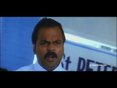 Rajathi Raja Movie    Lawrence Saving a School Girl Scene    Raghava Lawrence, Karunas