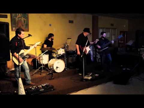 """Brother Chunky Band playing """"GHOST"""" LIVE"""
