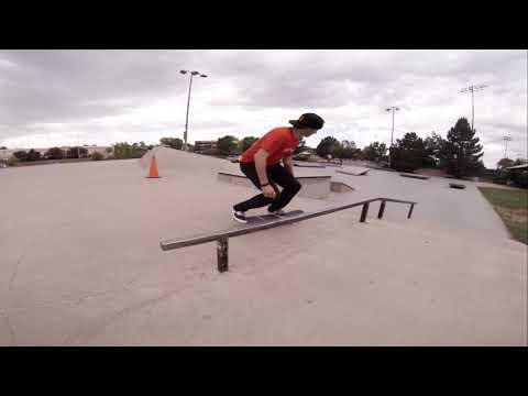 Seth Hill Skateboarding Broomfield Colorado