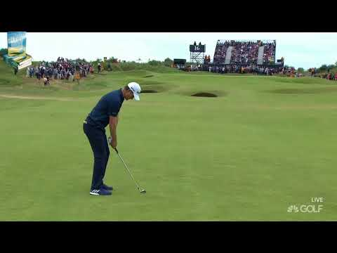 Justin Rose's Awesome Golf Shots 2018 British Open Royal Birkdale