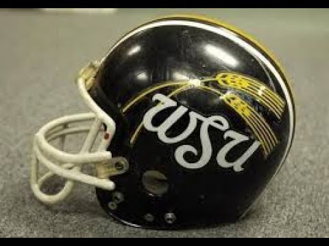 Wichita State Shockers vs Tulsa Golden Hurricane football 1986