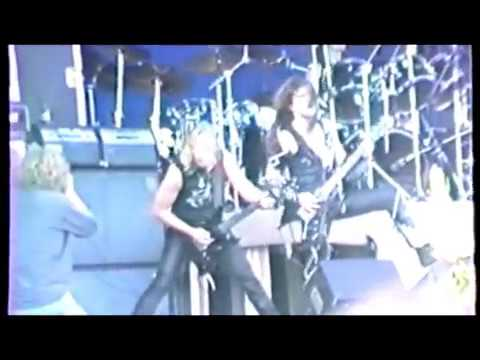 SLAYER First Show In Europe. Heavy Sound Festival 26-5-1985 LIVE [Full Concert]