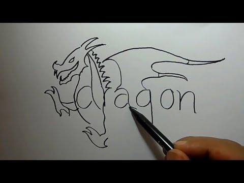 65 Gambar Animasi Naga Keren Terbaik