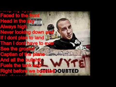 Lost In My Zone (Lyrics)- Lil Wyte