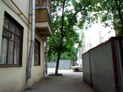 Москва, Двор на улице Чаплыгина, 15 - 16 июня 2007 г