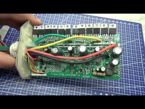 Универсальный контроллер на электротранспорт, и зачем я менял заводские