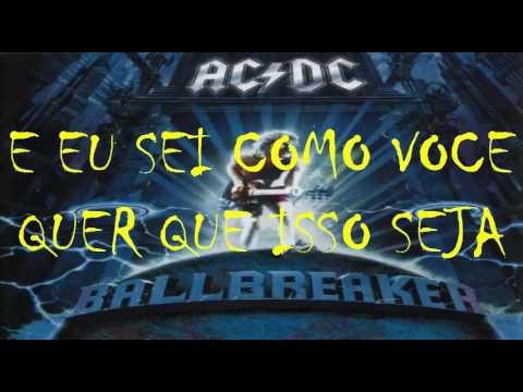 ACDC  Love song legendado em portugues Br