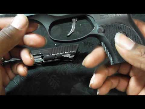 ruger lc9 cleaning and lubrication (EDC)