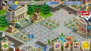 Township for android hack level verry fast