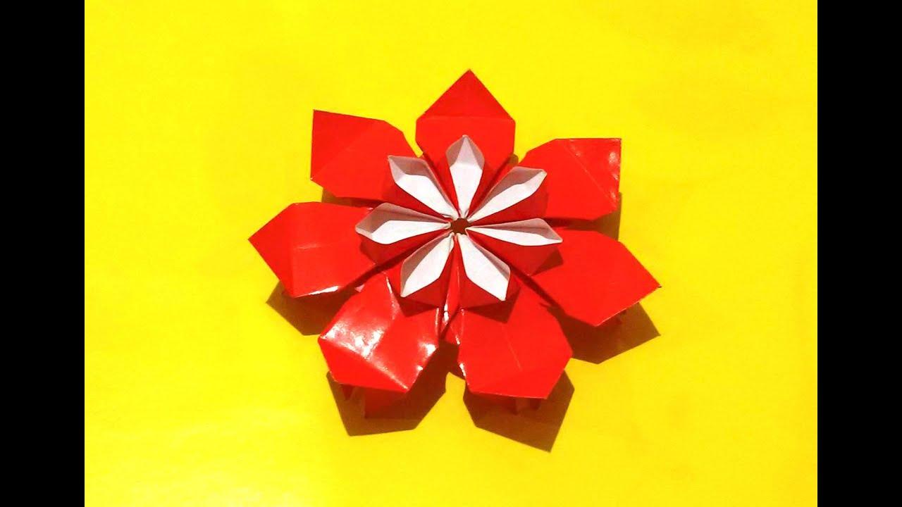 Amazing origami flower dairy decor flower christmas ornaments amazing origami flower dairy decor flower christmas ornaments mightylinksfo