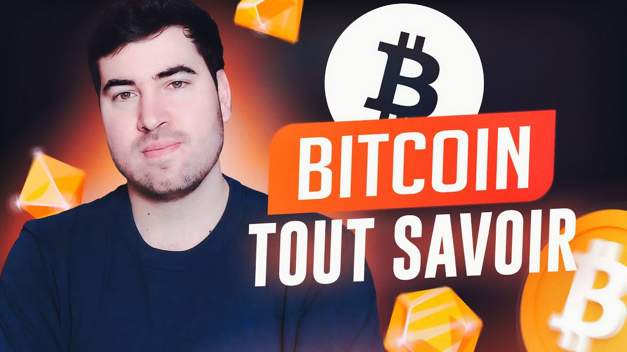 Tout savoir sur Bitcoin en 2021 (en 75 minutes seulement)