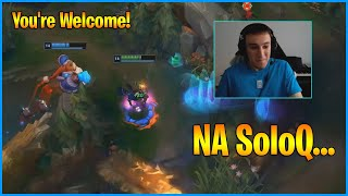 Welcome Perkz to NA SoloQ...LoL Daily Moments Ep 1225