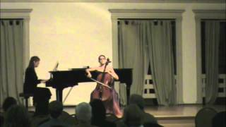 Haydn Cello Concerto No. 2 in D major, 1st mvmt