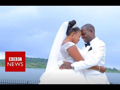 How to have a big Ugandan wedding - BBC News