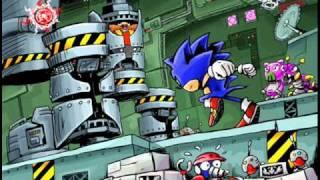 Sonic 1 (MS/GG) - Scrap Brain Zone (Mega Drive Arrangement) Mp3