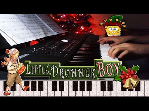 Little Drummer Boy(Piano)
