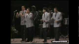 Grupo NICHE en el Madison Square Garden - Festival Mundial de la Salsa 1986