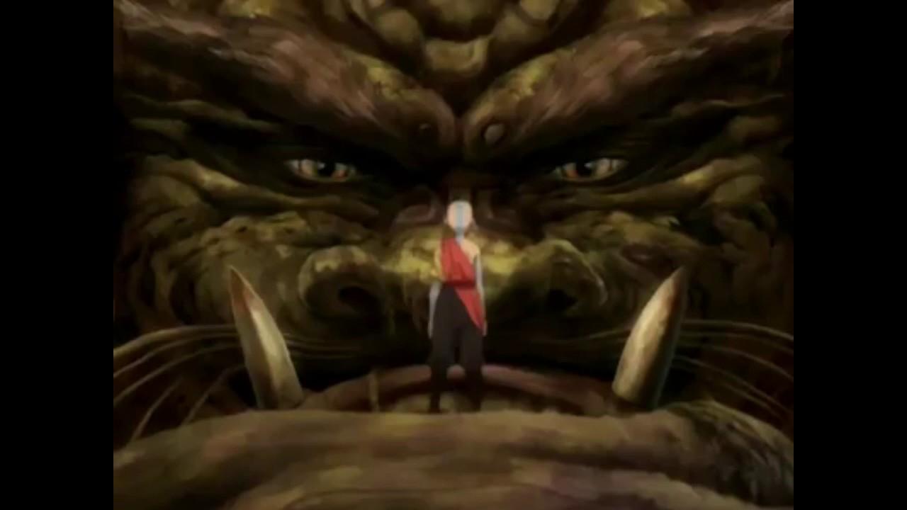 Avatar la leyenda de Aang: El León Tortuga