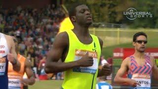 Kirani James wins 400m in Birmingham - Universal Sports
