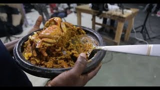 Behind The Scenes with Afuah Kumiwaa | McBrown's Kitchen