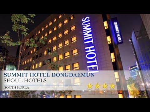 Summit Hotel Dongdaemun - Seoul Hotels, South Korea