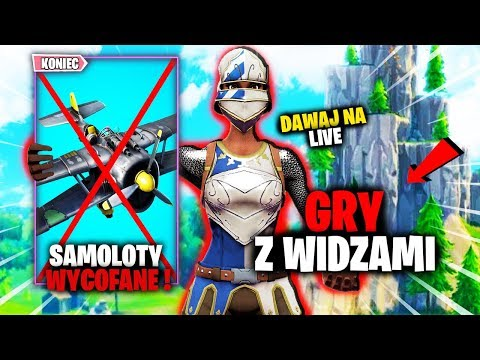 <span style='color:#d00000 !important;font-weight:900;'>hajTv</span> - <small style='font-size:10px;'>GRY Z WIDZAMI * DARMOWE V-DOLCE *  | FORTNITE BATTLE ROYALE - Na żywo </small>