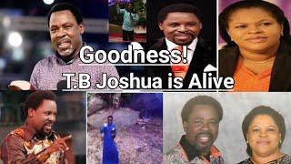 Update!!! Pastor T.B Joshua Is Not Dead || He Is Alive