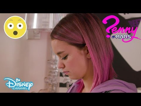 Penny on M.A.R.S | Tell Me Who My Dad Is!? SNEAK PEEK | Official Disney Channel UK