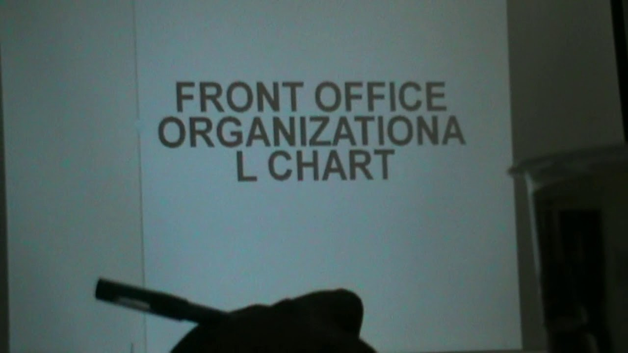 introduction of front office department