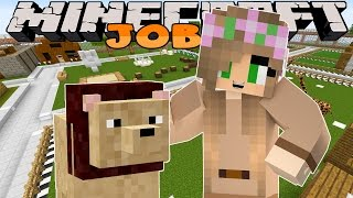 Minecraft Jobs Little Kelly Adventures ZOO TOUR GUIDES