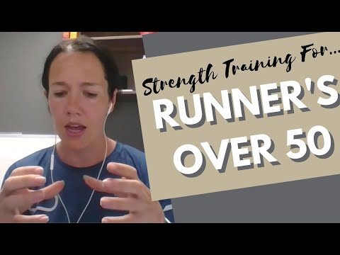 Strength Training For Older Runners: Run Fast After 50