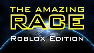 WINNING THE AMAZING RACE ROBLOX!!!!!!!!!!!!!!!