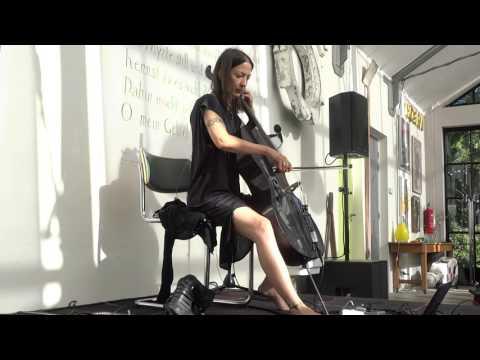 Julia Kent  - Tourbillon (live @ Villa Augustus, Dordrecht 27.9.2015)