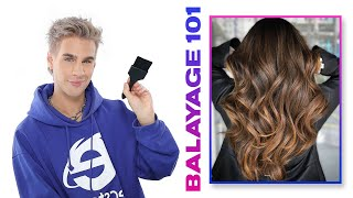 Step By Step Guide To Flawless Balayage