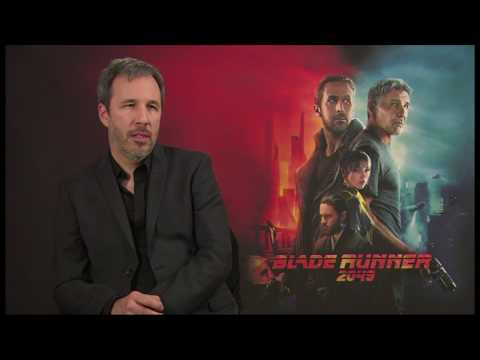 Denis Villeneuve on Roger Deakins and the legend of Blade Runner  hub