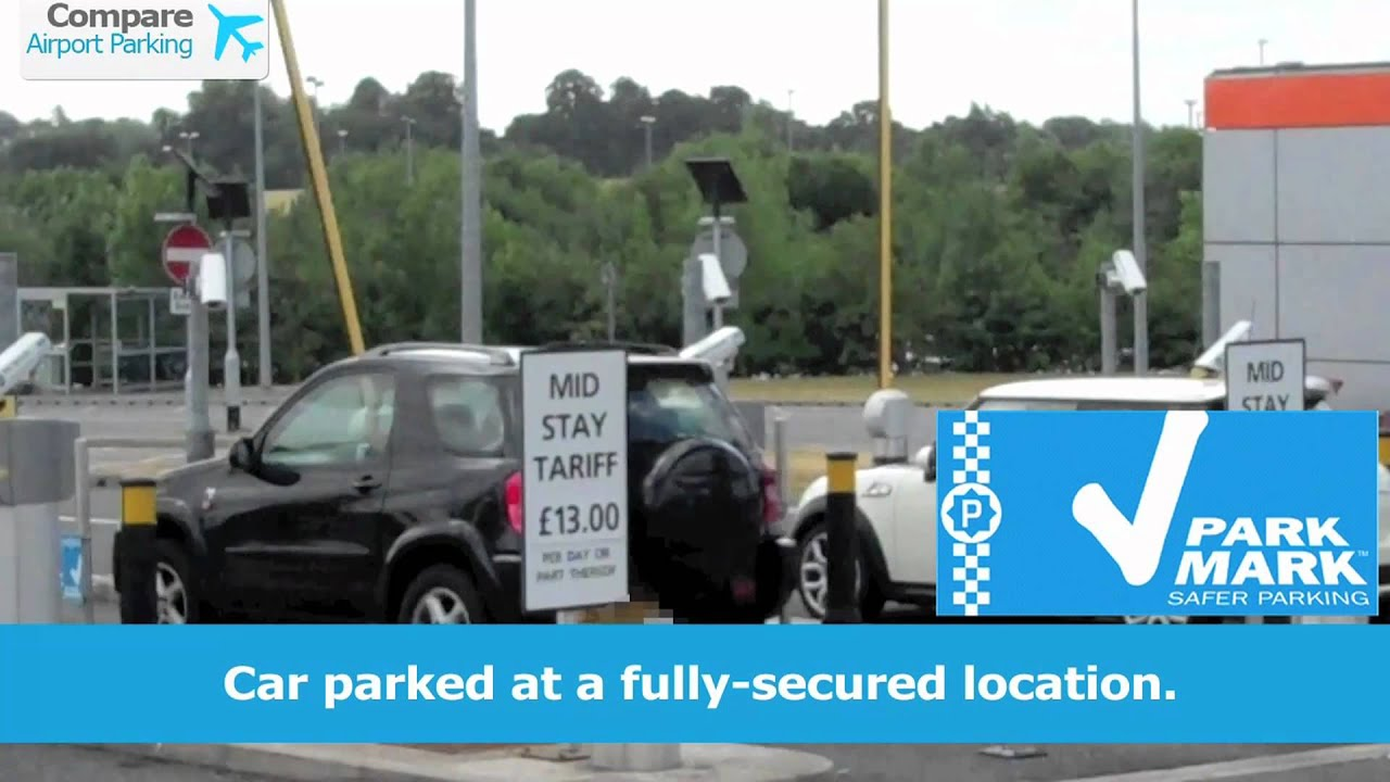 Stansted Airport Parking Valet Parking Youtube