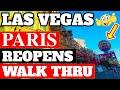 Tour of Paris Hotel & Casino Las Vegas! - YouTube