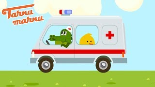 Мультики про машинки - Тачки - Тачки - Скорая помощь - Интересные мультики для малышей