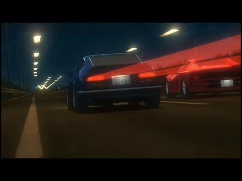 Akio's Street Racing Addiction Begins   The 'Devil Z' Returns! Wangan Midnight