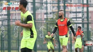 [M- League 2018] Samba action KL-style