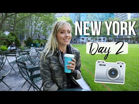 Exploring New York City | Day 2 & 3!