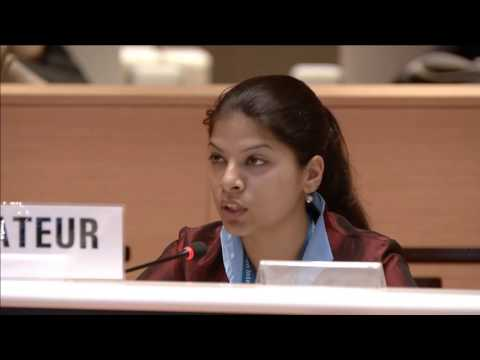 YP-CDN statement at the 69th World Health Assembly on essential medicines for children