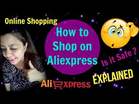 How To Shop On Aliexpress India