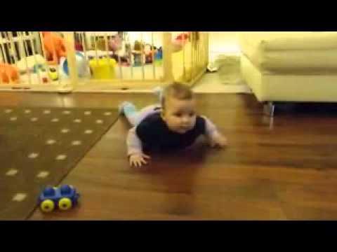 Baby 9 Monate Krabbelt Nicht